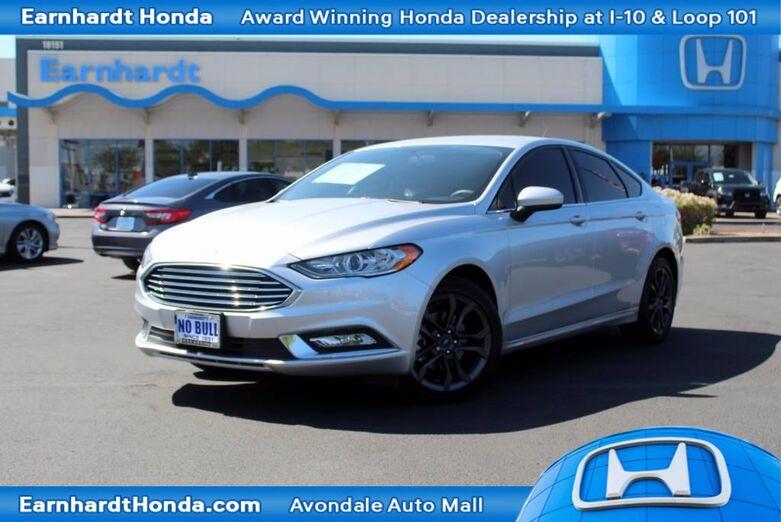 2018 Ford Fusion SE Avondale AZ