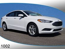 2018_Ford_Fusion_SE_ Belleview FL