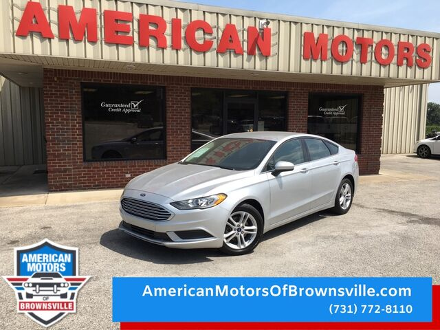 2018 Ford Fusion SE Brownsville TN