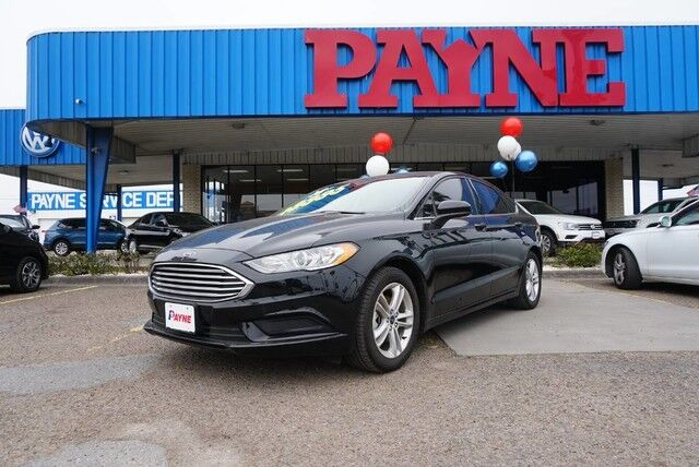 2018 Ford Fusion SE Brownsville TX