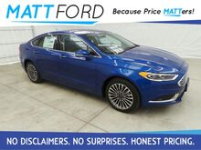 2018_Ford_Fusion_SE_ Kansas City MO