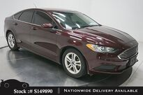 Ford Fusion SE CAM,KEY-GO,BLIND SPOT,17IN WHLS 2018