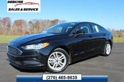 2018_Ford_Fusion_SE_ Campbellsville KY