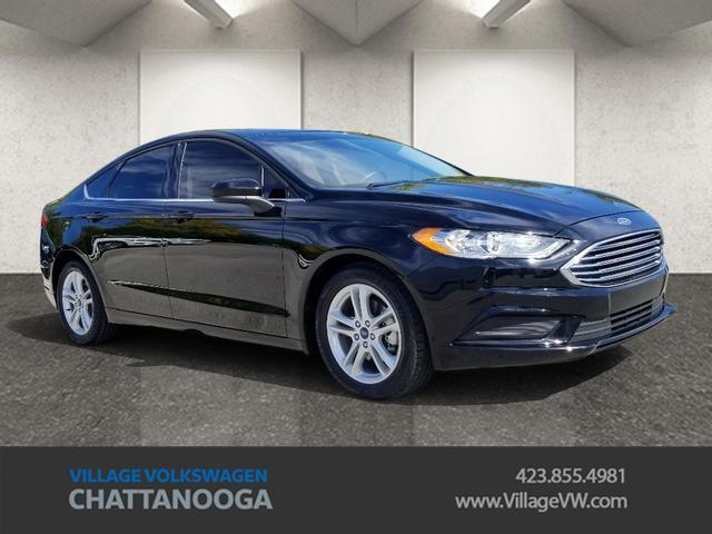 2018 Ford Fusion SE Chattanooga TN
