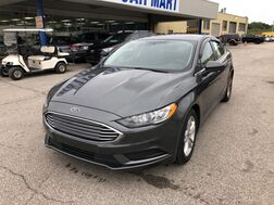 2018_Ford_Fusion_SE_ Cleveland OH