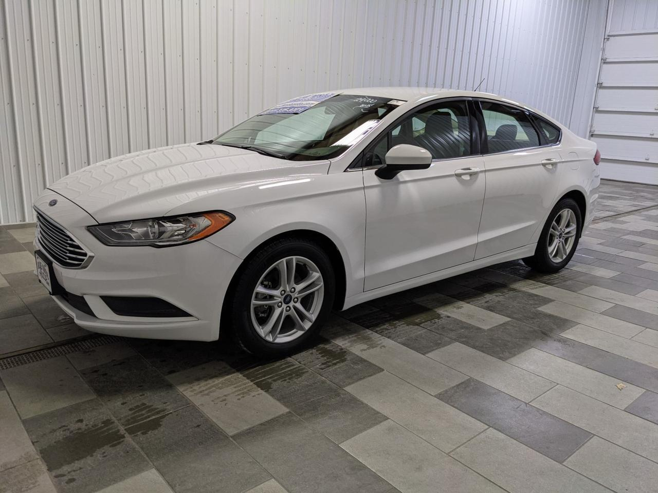2018 Ford Fusion SE Duncansville PA
