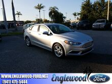 2018_Ford_Fusion_SE_ Englewood FL