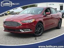 2018_Ford_Fusion_SE FWD_ Cary NC