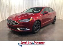 2018_Ford_Fusion_SE FWD_ Clarksville TN