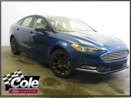 2018_Ford_Fusion_SE FWD_ Coldwater MI
