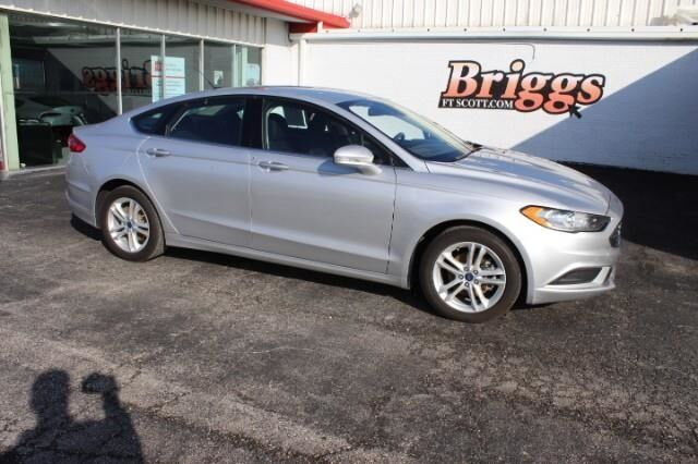 2018 Ford Fusion SE FWD Fort Scott KS