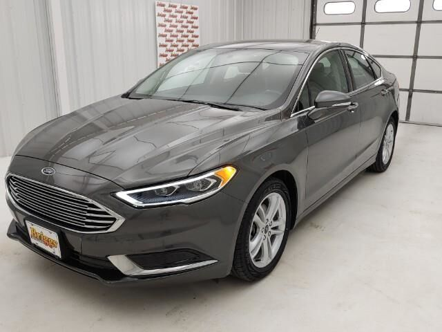 2018 Ford Fusion SE FWD Manhattan KS