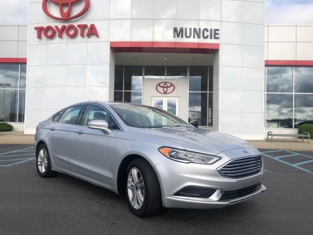 2018 Ford Fusion SE FWD Muncie IN