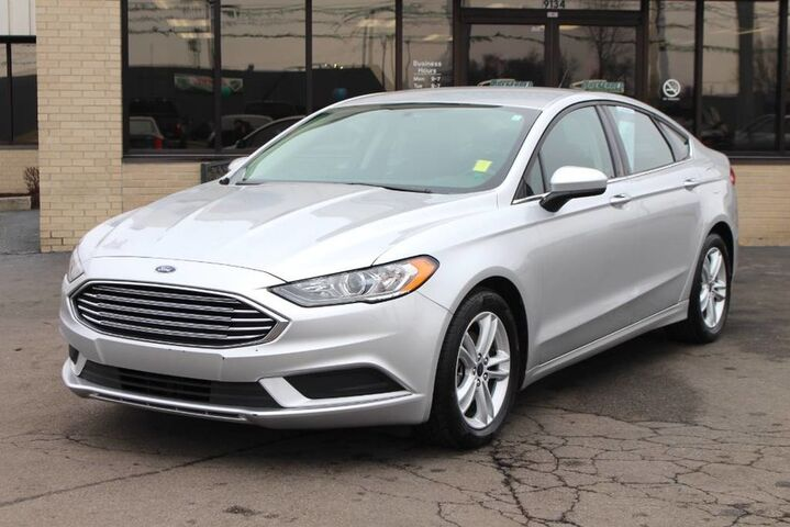 2018 Ford Fusion SE Fort Wayne Auburn and Kendallville IN