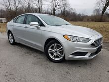 2018_Ford_Fusion_SE_ Georgetown KY