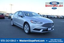 2018 Ford Fusion SE Grand Junction CO