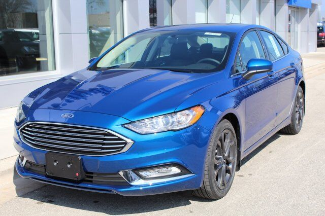 New Ford Fusion Green Bay Wi