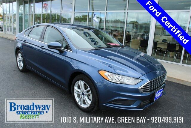 2018 Ford Fusion SE Green Bay WI