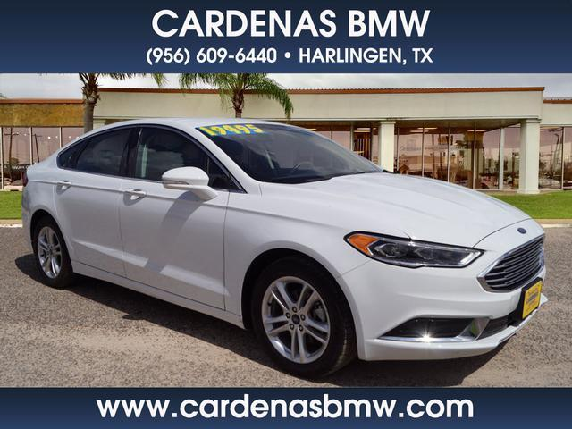 2018 Ford Fusion SE Harlingen TX