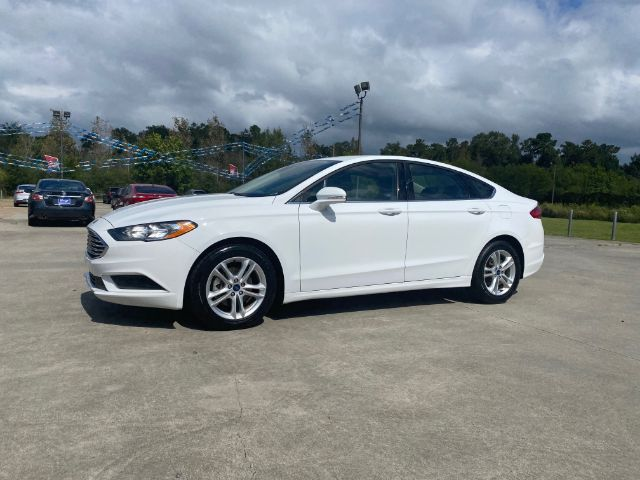 2018 Ford Fusion SE Hattiesburg MS