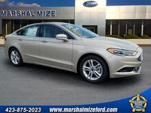 2018_Ford_Fusion_SE_ Chattanooga TN
