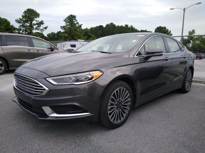 2018 Ford Fusion SE Jacksonville NC