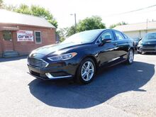 2018_Ford_Fusion_SE_ Kernersville NC