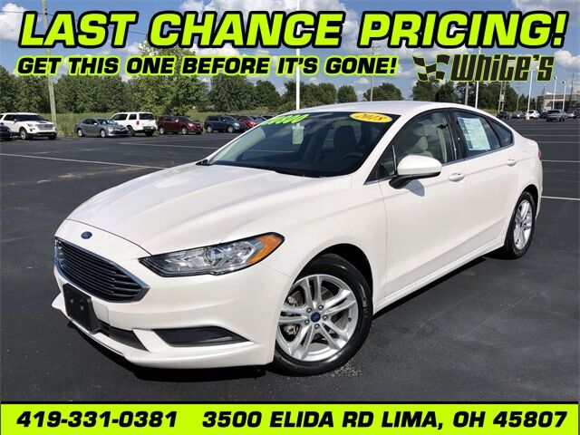 2018 Ford Fusion SE Lima OH