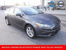 2018_Ford_Fusion_SE_ Manchester MD