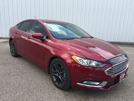 2018_Ford_Fusion_SE_ Mercedes TX