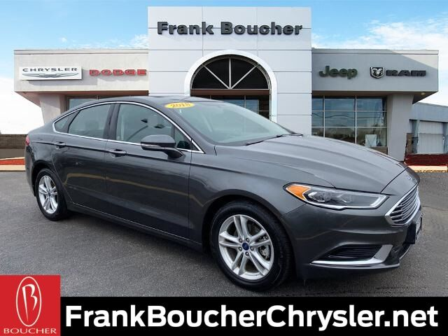 2018 Ford Fusion SE Janesville WI