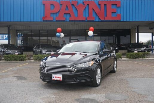 2018 Ford Fusion SE Mission TX