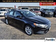 2018_Ford_Fusion_SE_ Pampa TX