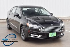 2018_Ford_Fusion_SE_ Paris TX