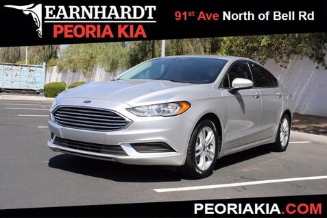 2018_Ford_Fusion_SE_ Peoria AZ