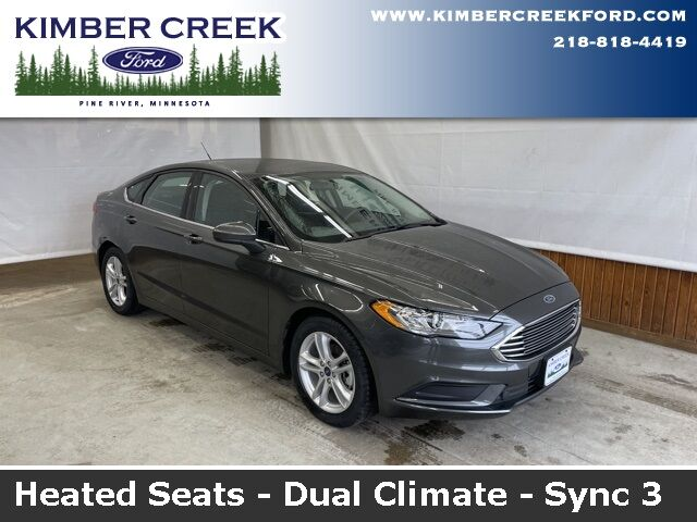 2018 Ford Fusion SE Pine River MN