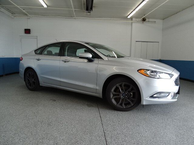 2018 Ford Fusion SE Plymouth WI