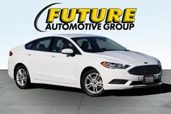 2018_Ford_Fusion_SE_ Roseville CA