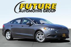 2018_Ford_Fusion_SE_ Roseville CA