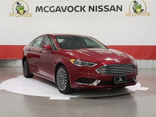 2018 Ford Fusion SE Rockwall TX