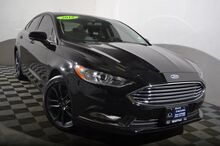 2018_Ford_Fusion_SE_ Seattle WA