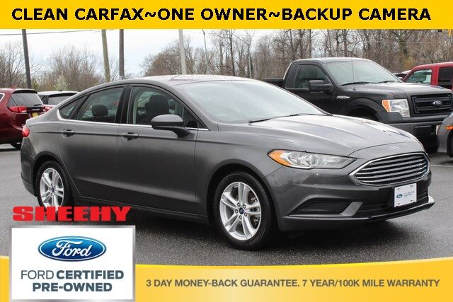 2018 Ford Fusion SE Suitland MD