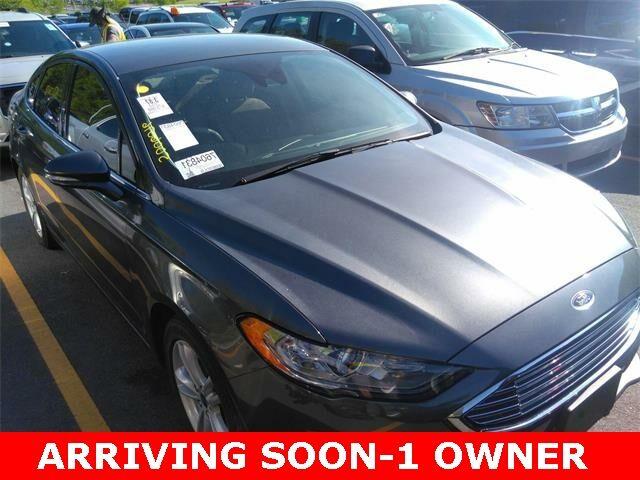 2018 Ford Fusion SE St. Augustine FL