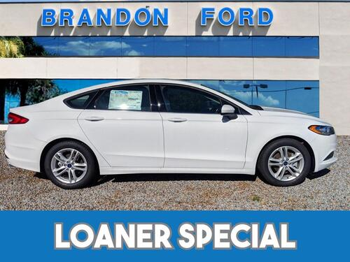 2018 Ford Fusion SE Tampa FL