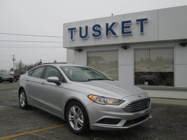 2018 Ford Fusion SE Tusket NS