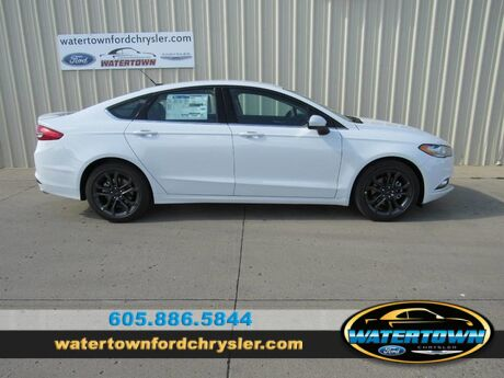 2018 Ford Fusion SE Watertown SD