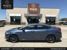 2018_Ford_Fusion_SE_ Wichita KS