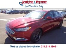 2018_Ford_Fusion_SE_ Clarksville TN