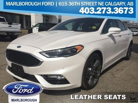 2018_Ford_Fusion_Sport  - Navigation -  Leather Seats_ Calgary AB