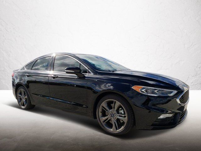 2018 Ford Fusion Sport Clermont FL